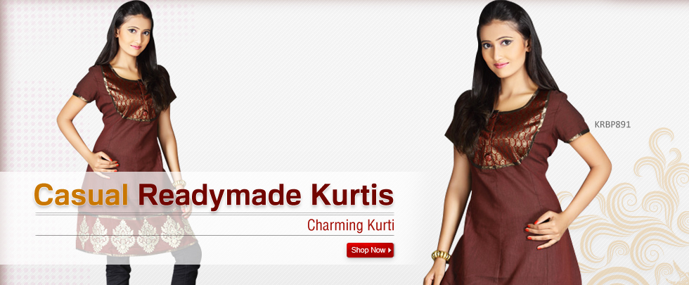 Readymade Kurtis, Ready to Ship Collections